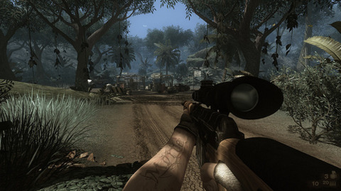 The enemies have hawk eyes and will spot you as soon as you fire any gun from any distance, but actually fighting them was a mix of stupid easy fighting patterns with the difficulty of high bullet sponge and sometimes impossible shots.