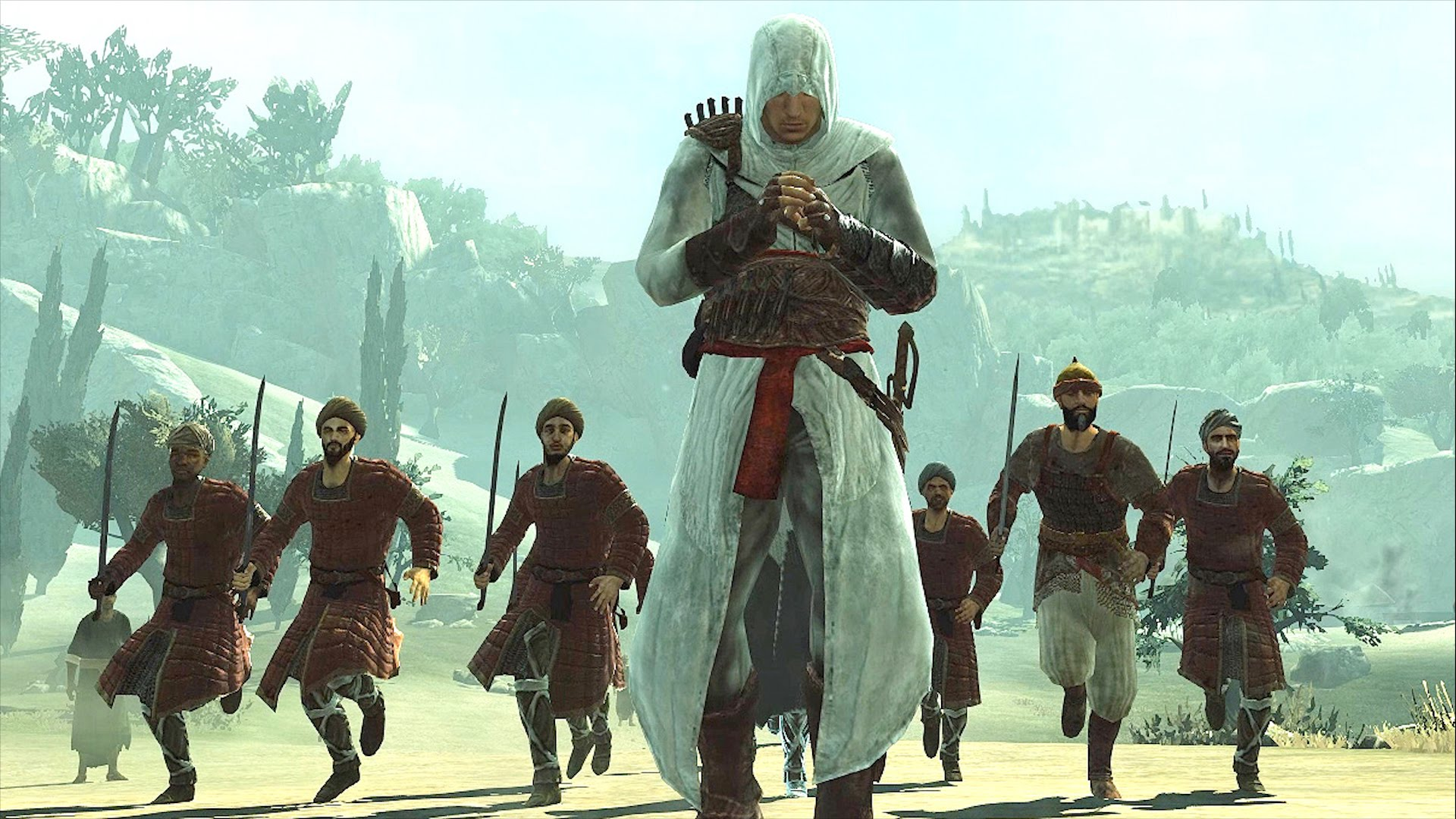 8. Assassin's Creed 1