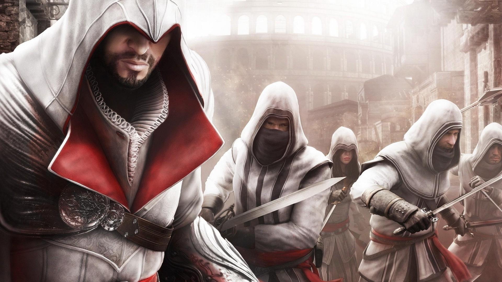 4. Assassin's Creed Brotherhood