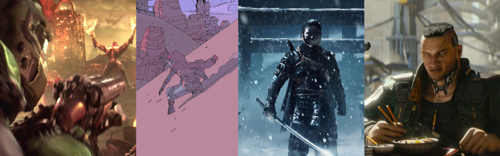 My Top Anticipated Games of the Month -