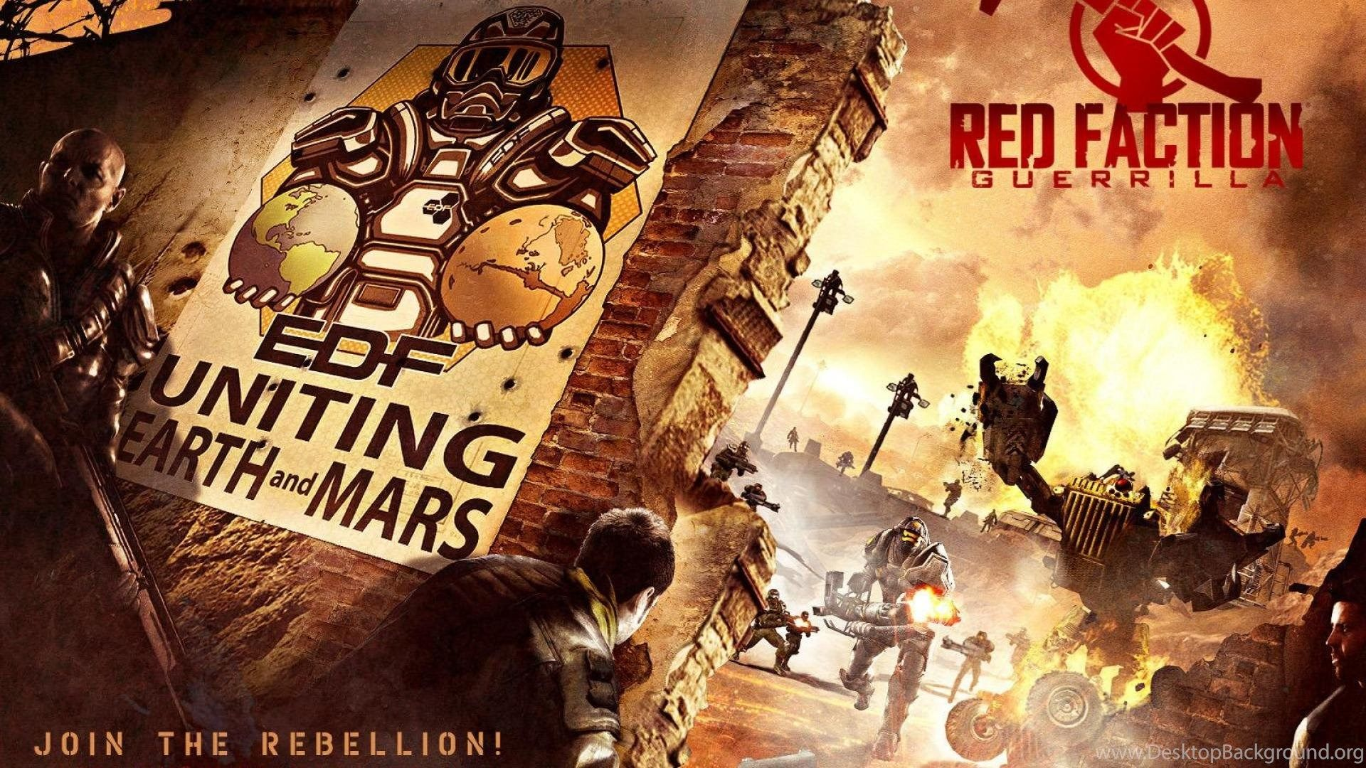 1. Red Faction Guerrilla