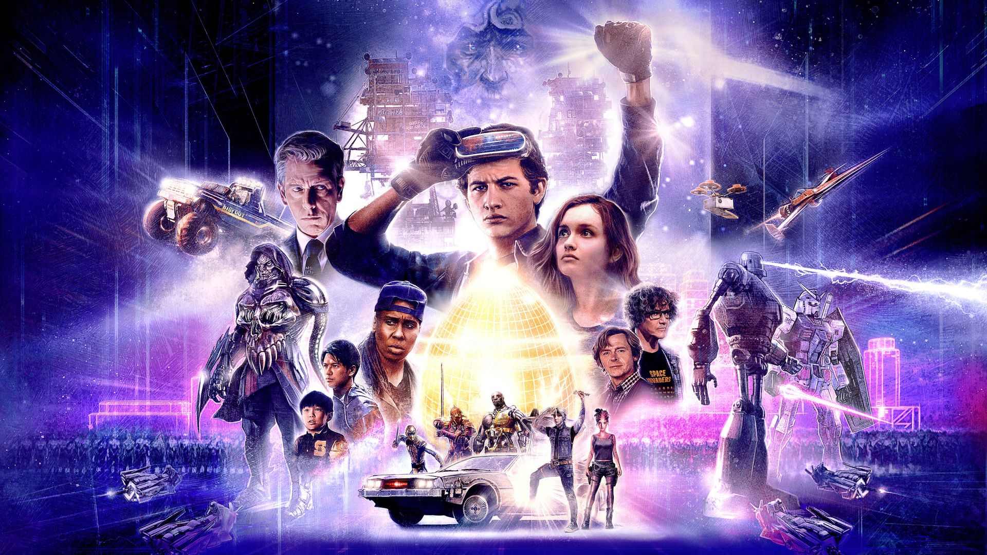10. Ready Player One