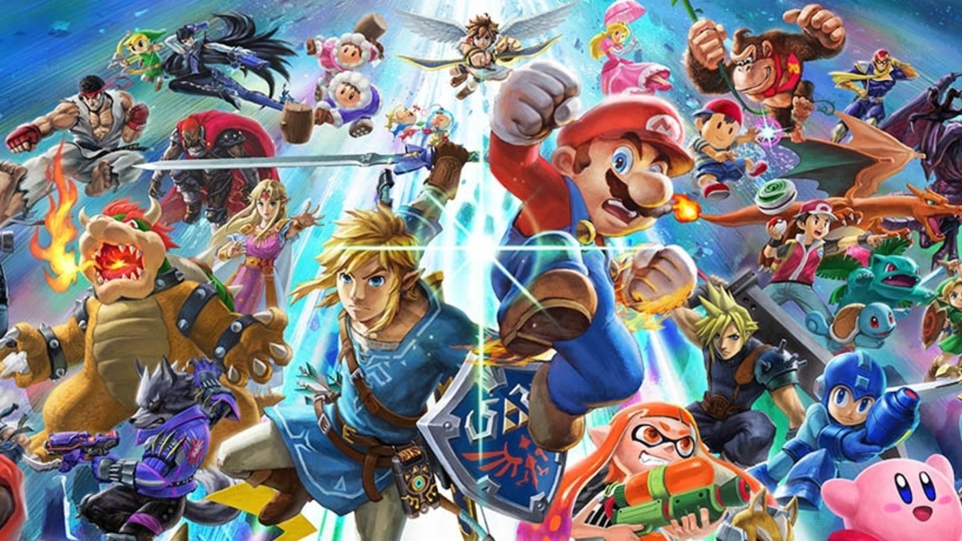 6. Super Smash Bros. Ultimate