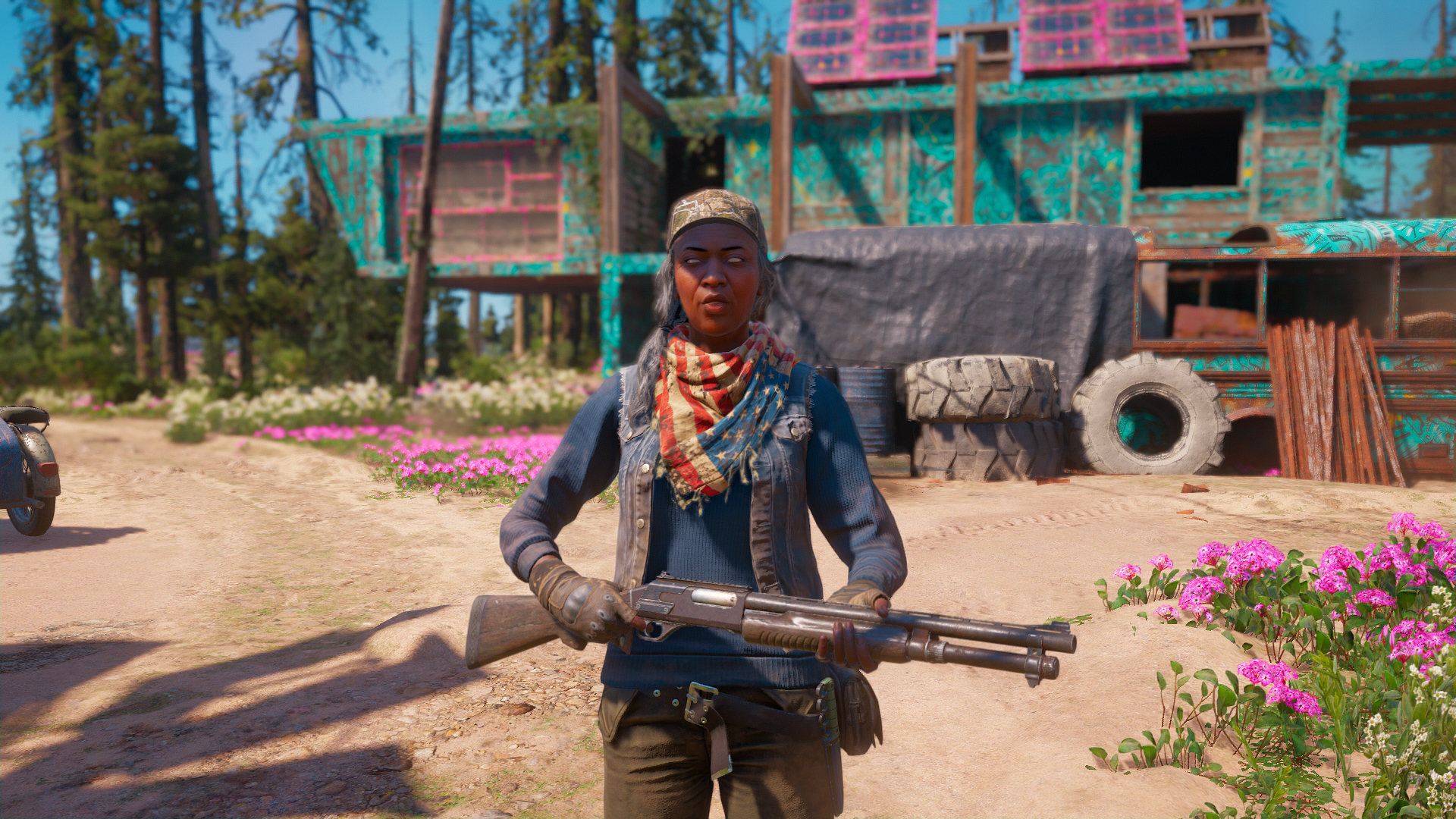 Old and new characters can be found throughout this game.