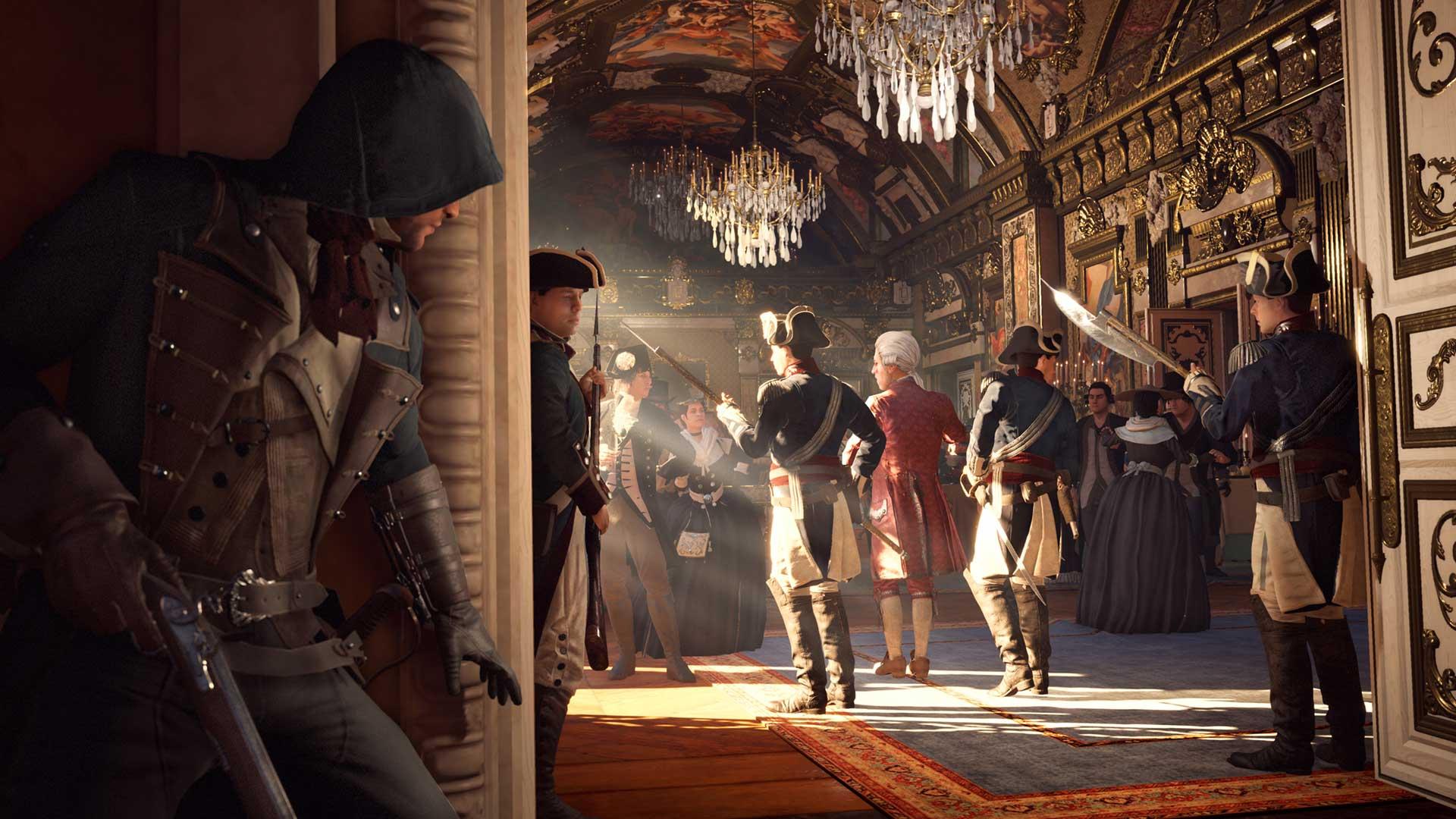 6. Assassin's Creed Unity