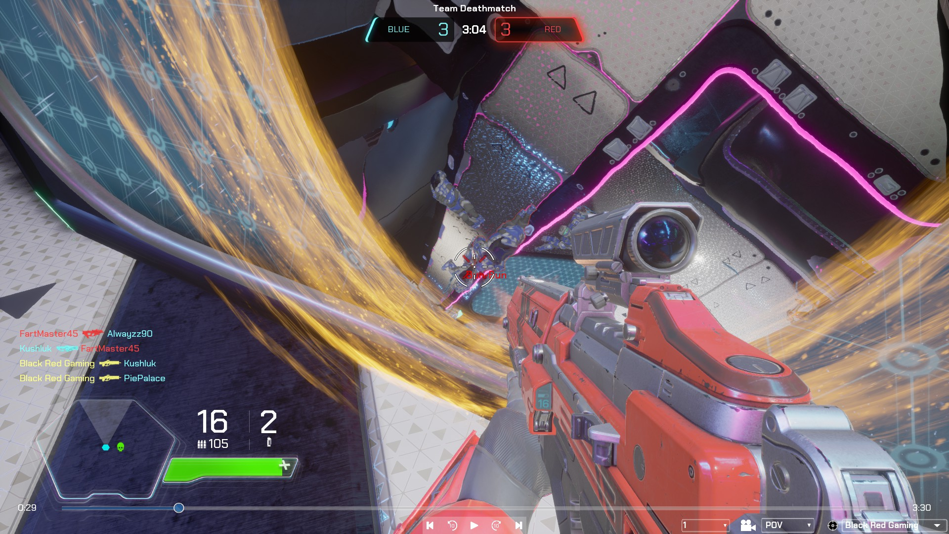 Getting the drop on enemies is really satisfying.