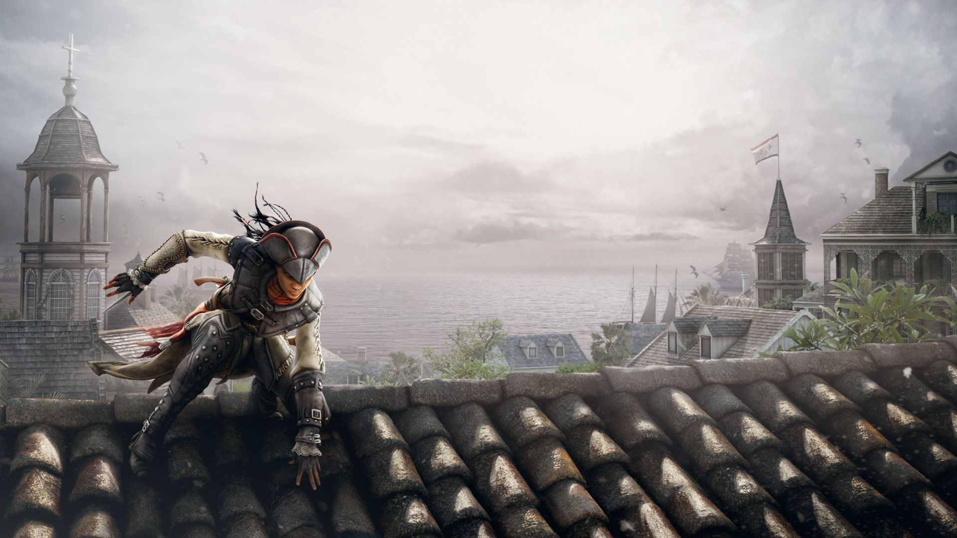 9. Assassin's Creed Liberation