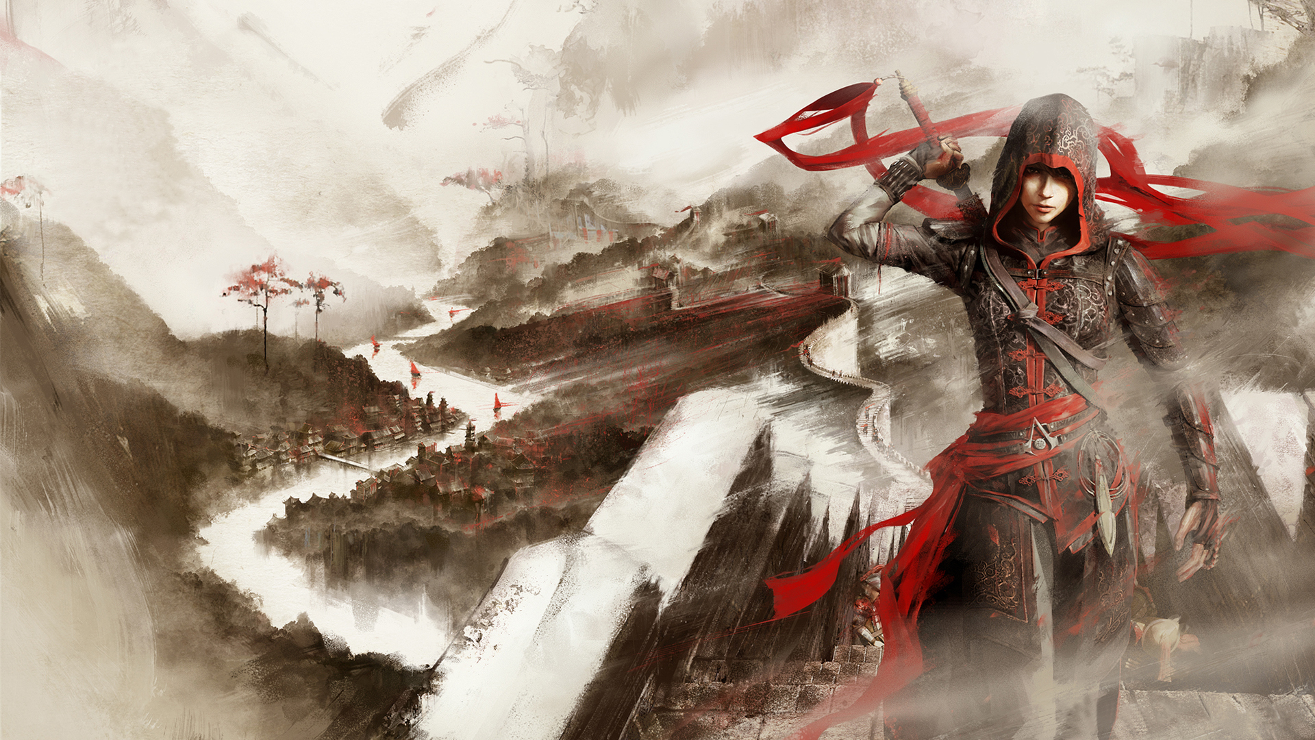 11. Assassin's Creed Chronicles: China