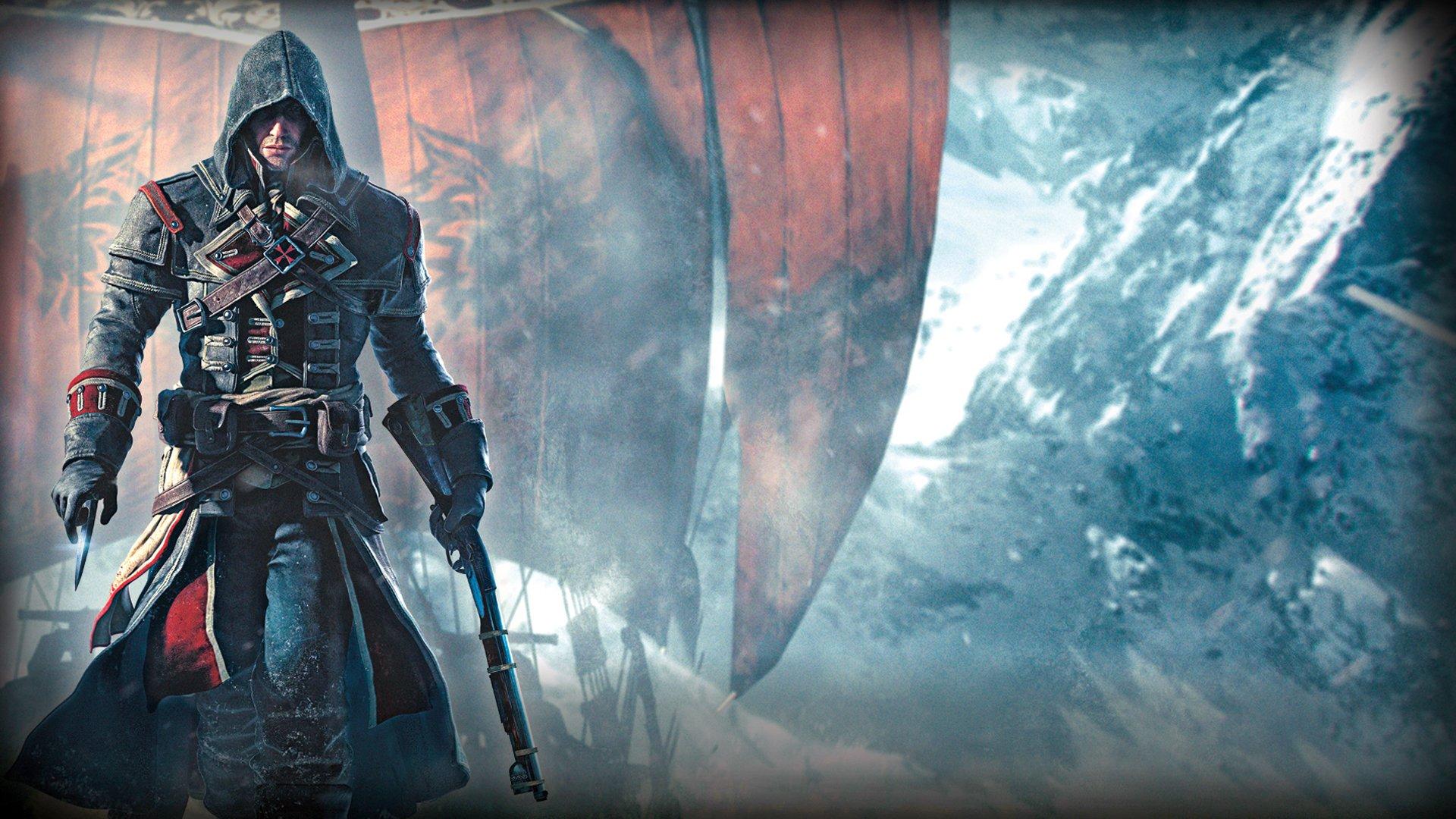 5. Assassin's Creed Rogue