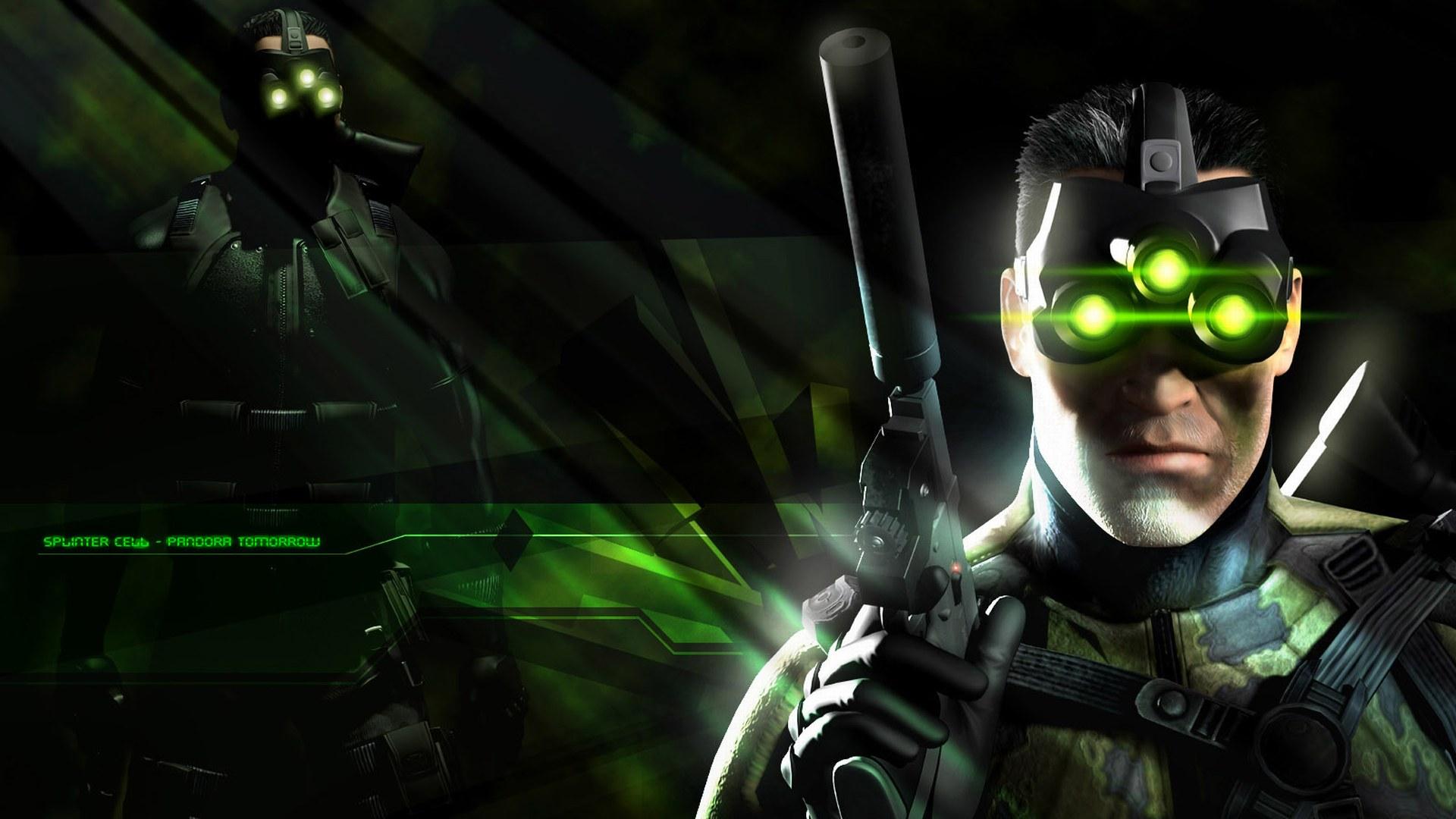 3. Splinter Cell: Pandora Tomorrow