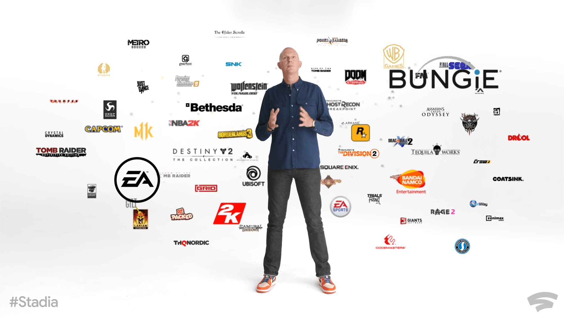 I am interested in seeing what games are going to be on the platform.