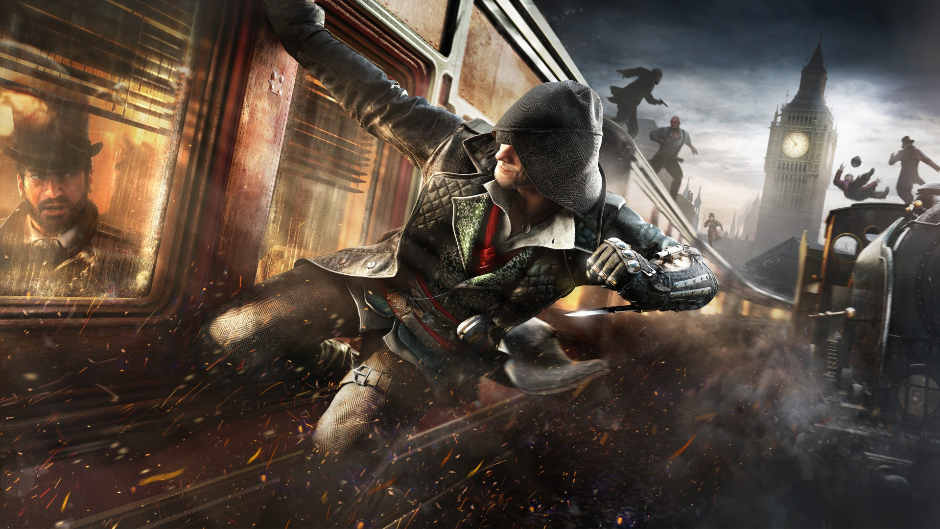 4. Assassin's Creed Syndicate