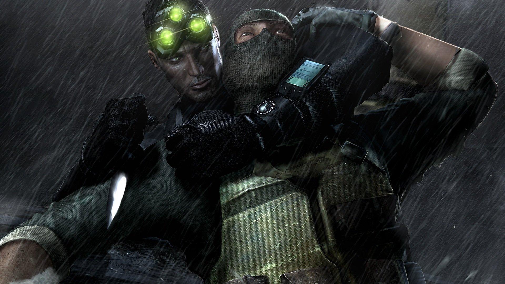 1. Splinter Cell: Chaos Theory