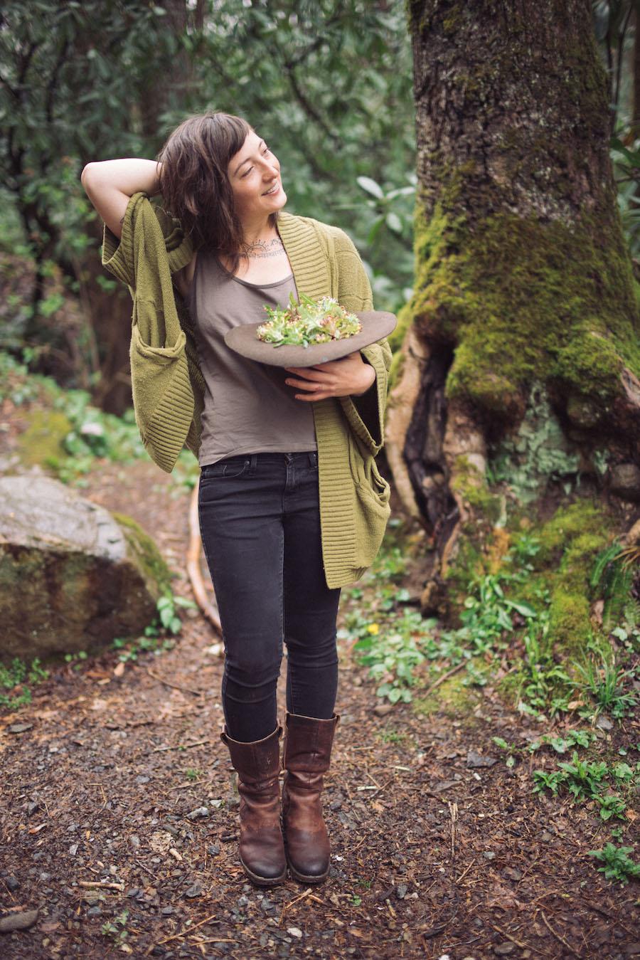 Shea Olinger - Massage therapist, healing arts practitioner