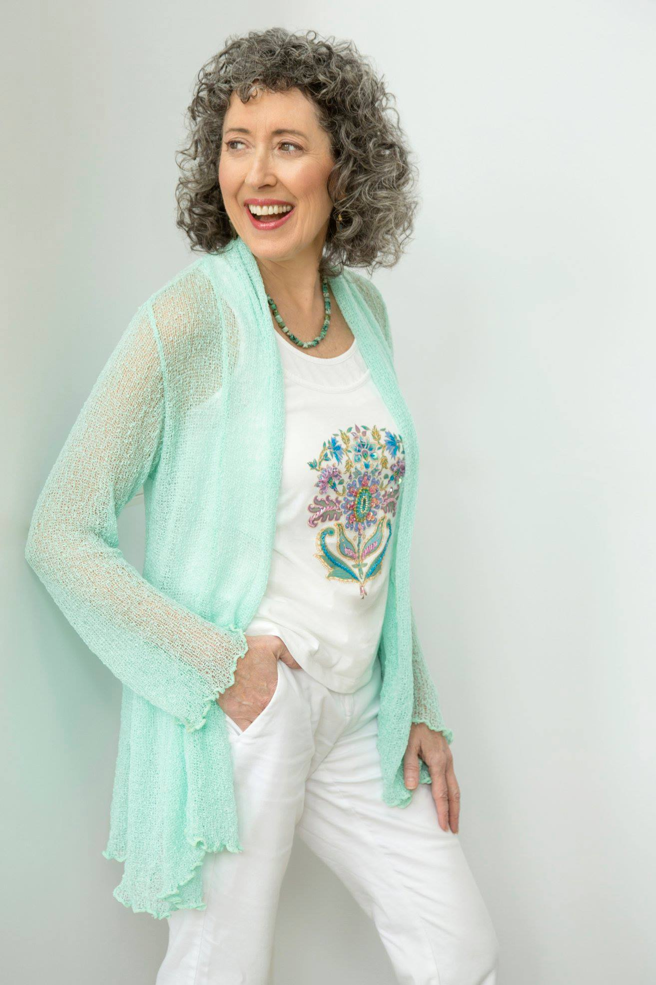 Joy Resor - Founder of joy on your shoulders, author, and spiritual mentor