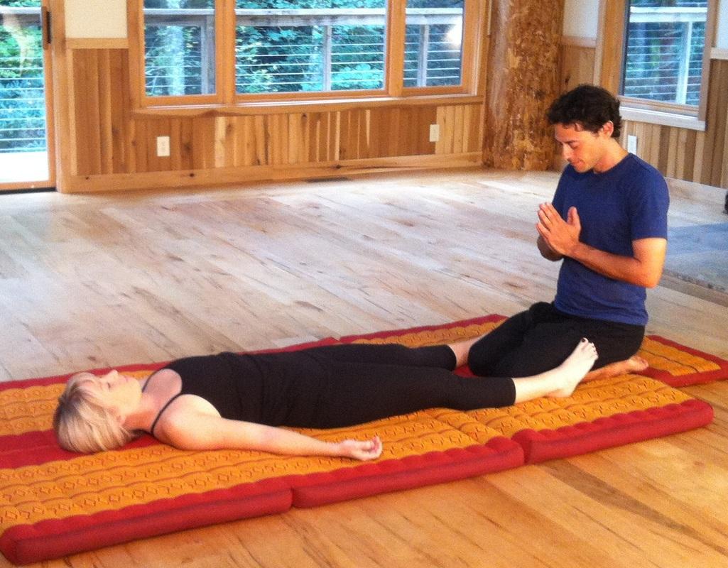 Michael Sitzer - Massage therapist, thai yoga bodyworker and trainer