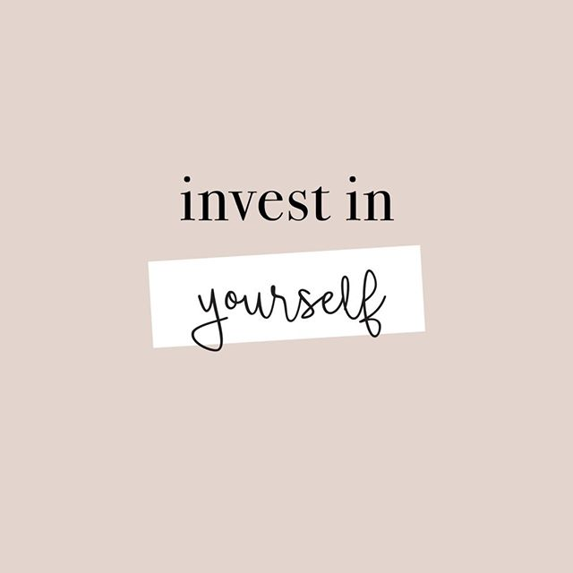 Just a week ago I made a huge commitment, I invested in a year worth of coaching and two different courses. When I was thinking about making this investment, I was honestly so nervous 😭but I had to remind myself that when I'm investing in a coach or a course, I'm also investing in:⠀⠀⠀⠀⠀⠀⠀⠀⠀ ⠀⠀⠀⠀⠀⠀⠀⠀⠀ 📈 the success, scalability, and future of my business ⠀⠀⠀⠀⠀⠀⠀⠀⠀ 🧠 the knowledge that I can apply anywhere⠀⠀⠀⠀⠀⠀⠀⠀⠀ 🥰 myself and my personal growth⠀⠀⠀⠀⠀⠀⠀⠀⠀ 👯♀️ my clients' success (the more I learn, the more I can serve)⠀⠀⠀⠀⠀⠀⠀⠀⠀ ⠀⠀⠀⠀⠀⠀⠀⠀⠀ All of which are extremely important to me, so I knew I had to make the investment 🙌🏼I am seriously so excited for what it not only brings me, but what this means for YOU! 😍⠀⠀⠀⠀⠀⠀⠀⠀⠀ ⠀⠀⠀⠀⠀⠀⠀⠀⠀ What's the biggest investment you've made for yourself or business? Let's talk about it 👇🏼⠀⠀⠀⠀⠀⠀⠀⠀⠀ .⠀⠀⠀⠀⠀⠀⠀⠀⠀ .⠀⠀⠀⠀⠀⠀⠀⠀⠀ .⠀⠀⠀⠀⠀⠀⠀⠀⠀ .⠀⠀⠀⠀⠀⠀⠀⠀⠀ #brandcoach #businessstrategy #investinyourself #brandingcoach #bizcoach 3brandstrategist #makersgonnamake #calledtobecreative #dowhatyoulove #livecreatively #iamcreative #wereallcreative #thebrandedlife #brandcoaching #creativepreneur #createeveryday #creativelifehappylife #brandstrategy #personalbranding #personalbrandcoach #herestothecreatives #creativebizowner #calledtocreate #ladybosses #thenativecreative #creativebizowner