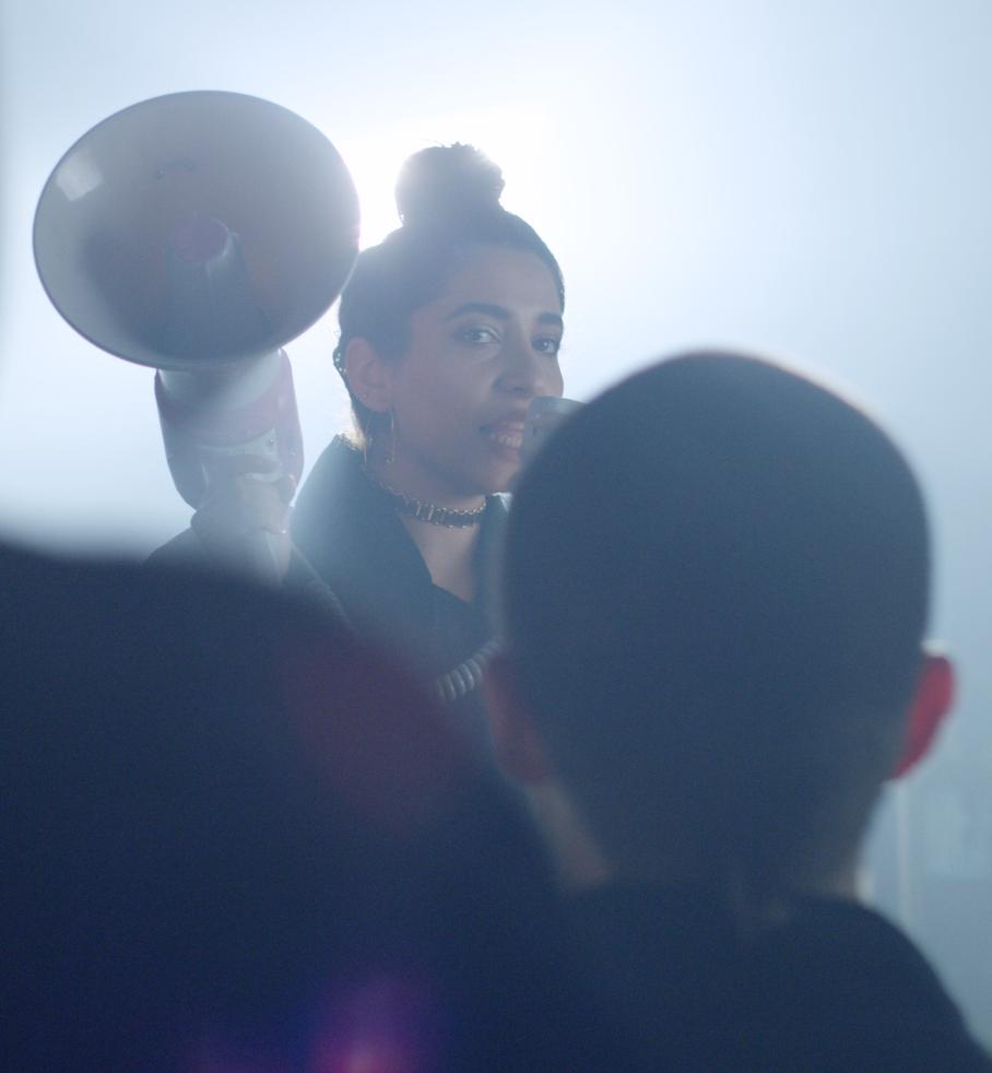 Wafia -Bodies - Director: Alli Coates