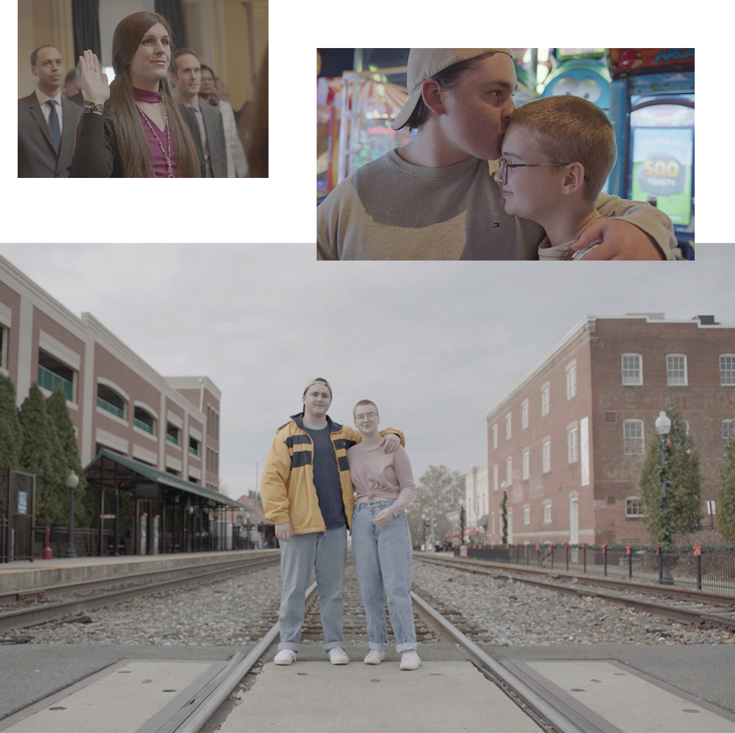Battlefield - DOCUMENTARY FILM[in production]DIRECTOR:ALLI COATESA story of small town queer pioneers.