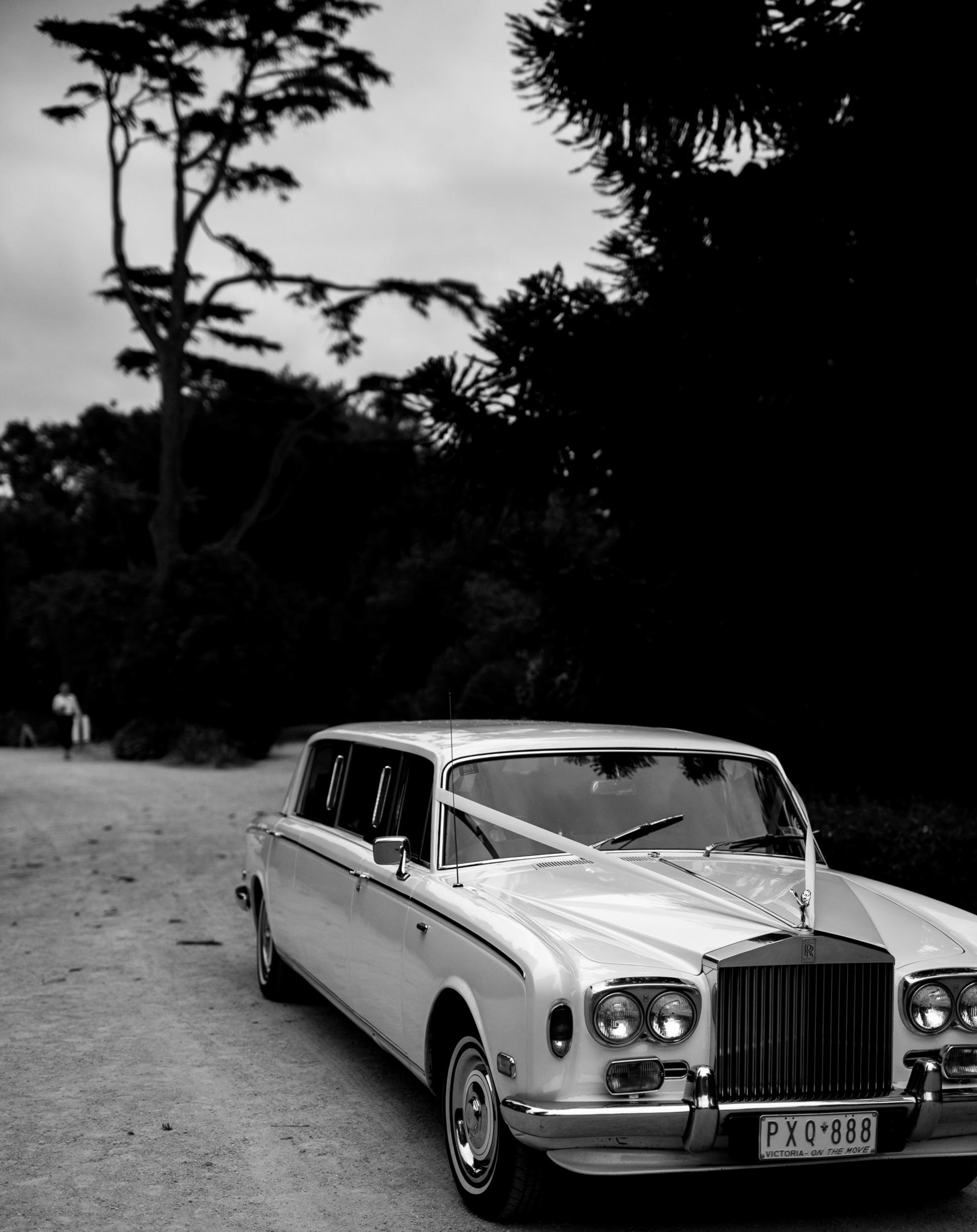 THE CAR - 1970'S ROLLS ROYCE STRETCH LIMOUSINE : Always Classic Cars