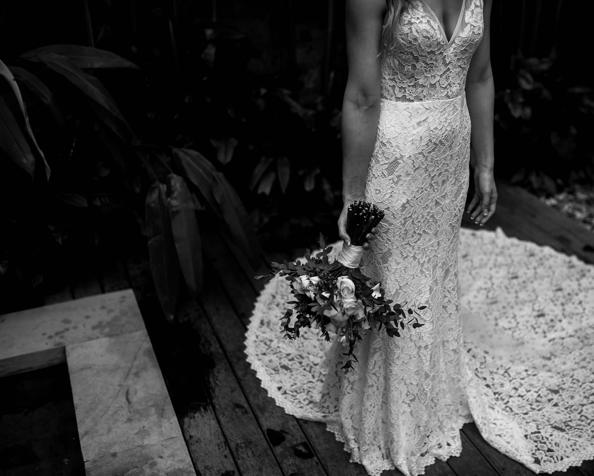 THE BRIDE - GOWN : Made With Love Bridal