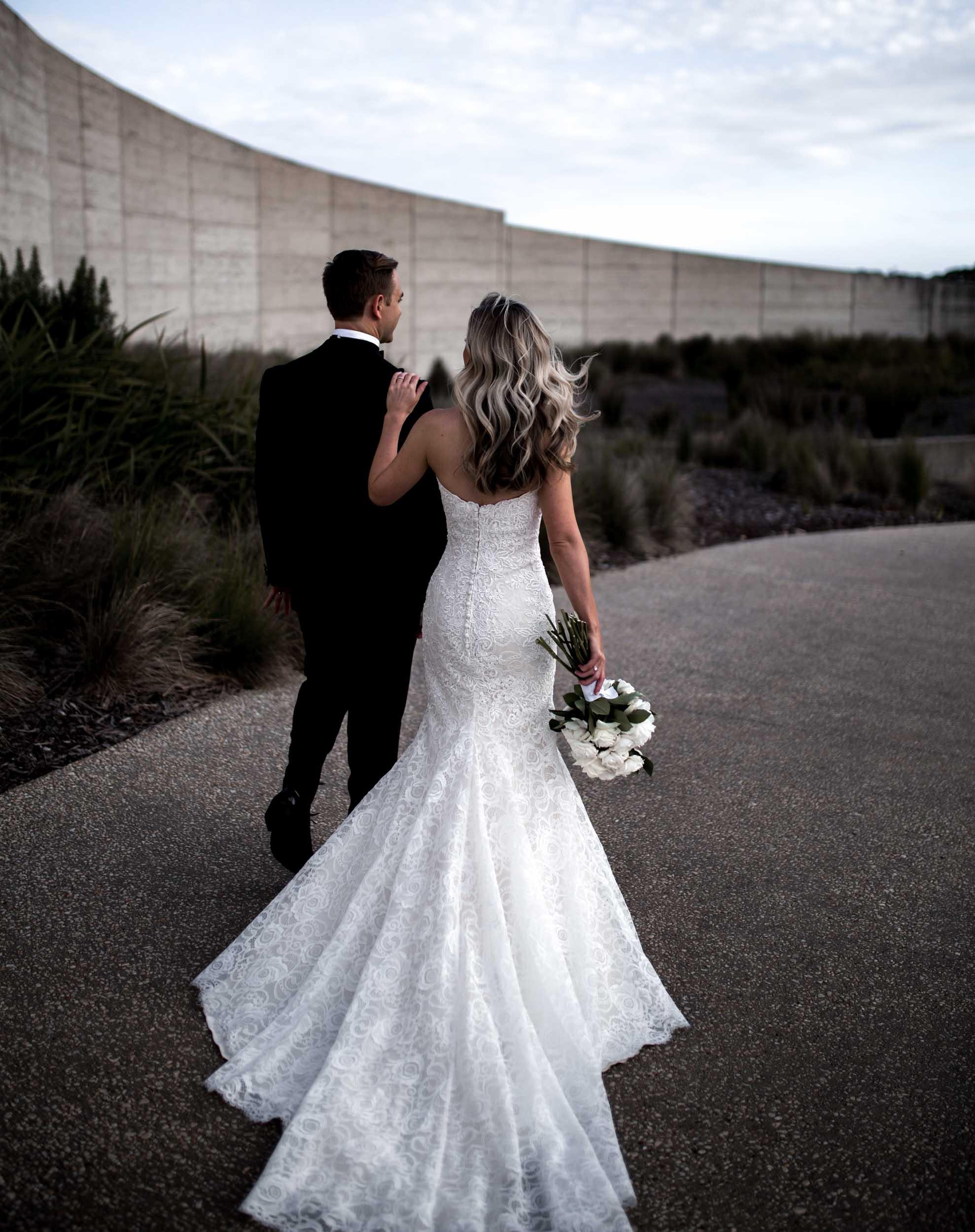 THE BRIDE - GOWN : Brides of Melbourne