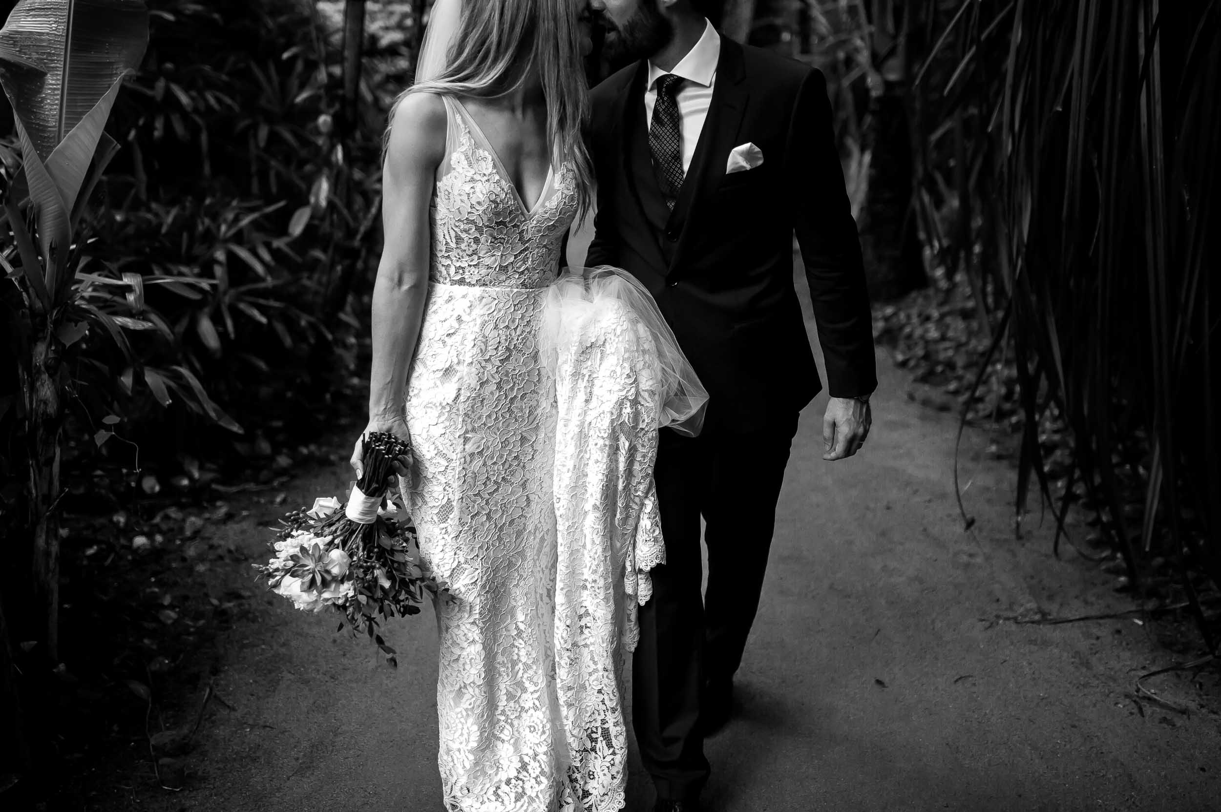 Laura & Brendan - Closest family and friends travelled to Bali to celebrate the love of Laura & Brendan.