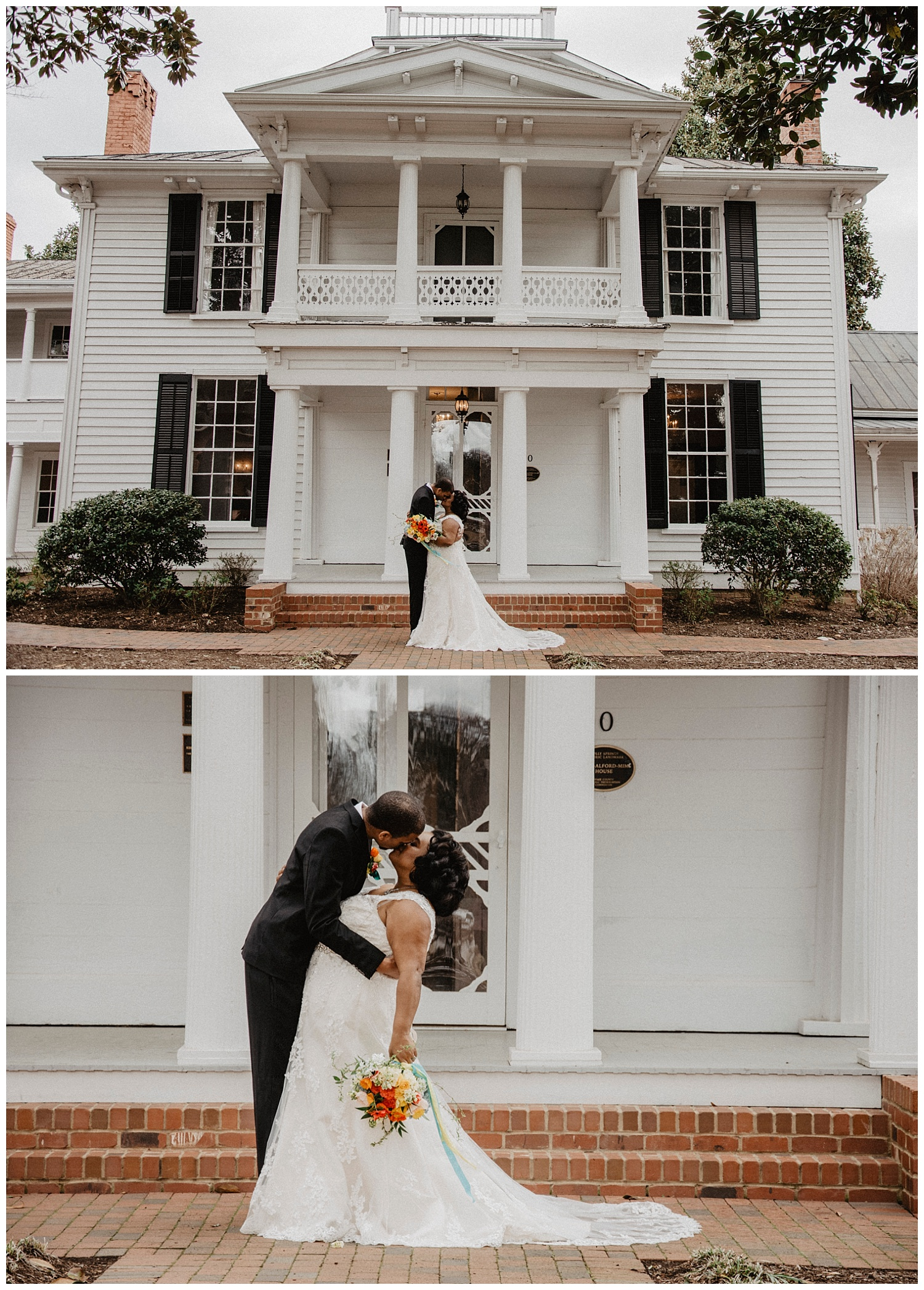 Leslie-Alford-Mims House Wedding