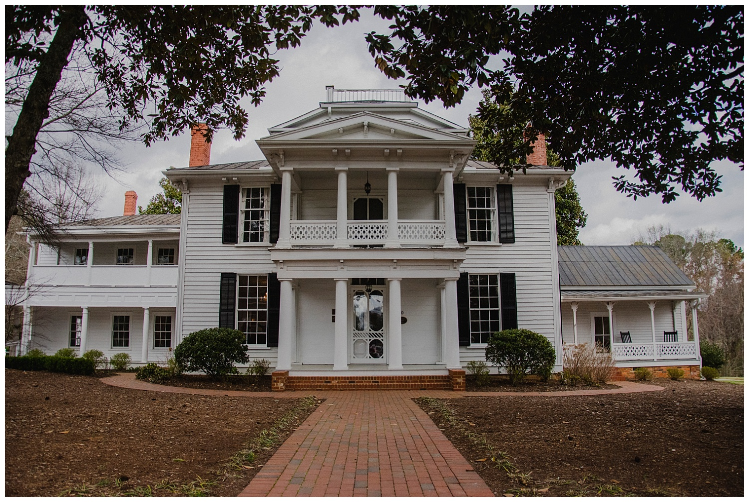 Leslie-Alford-Mims House