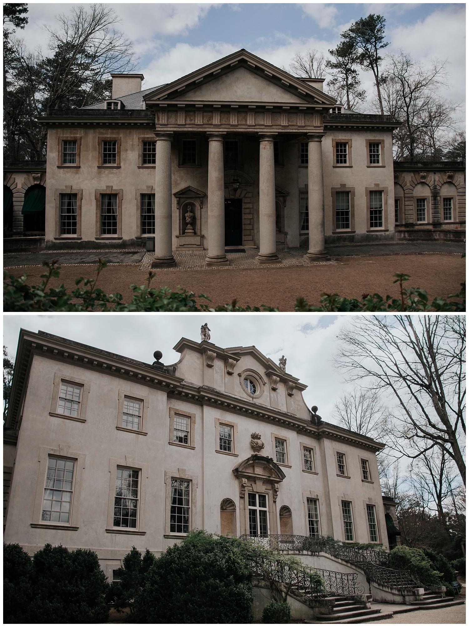 The Swan House- Atlanta, GA