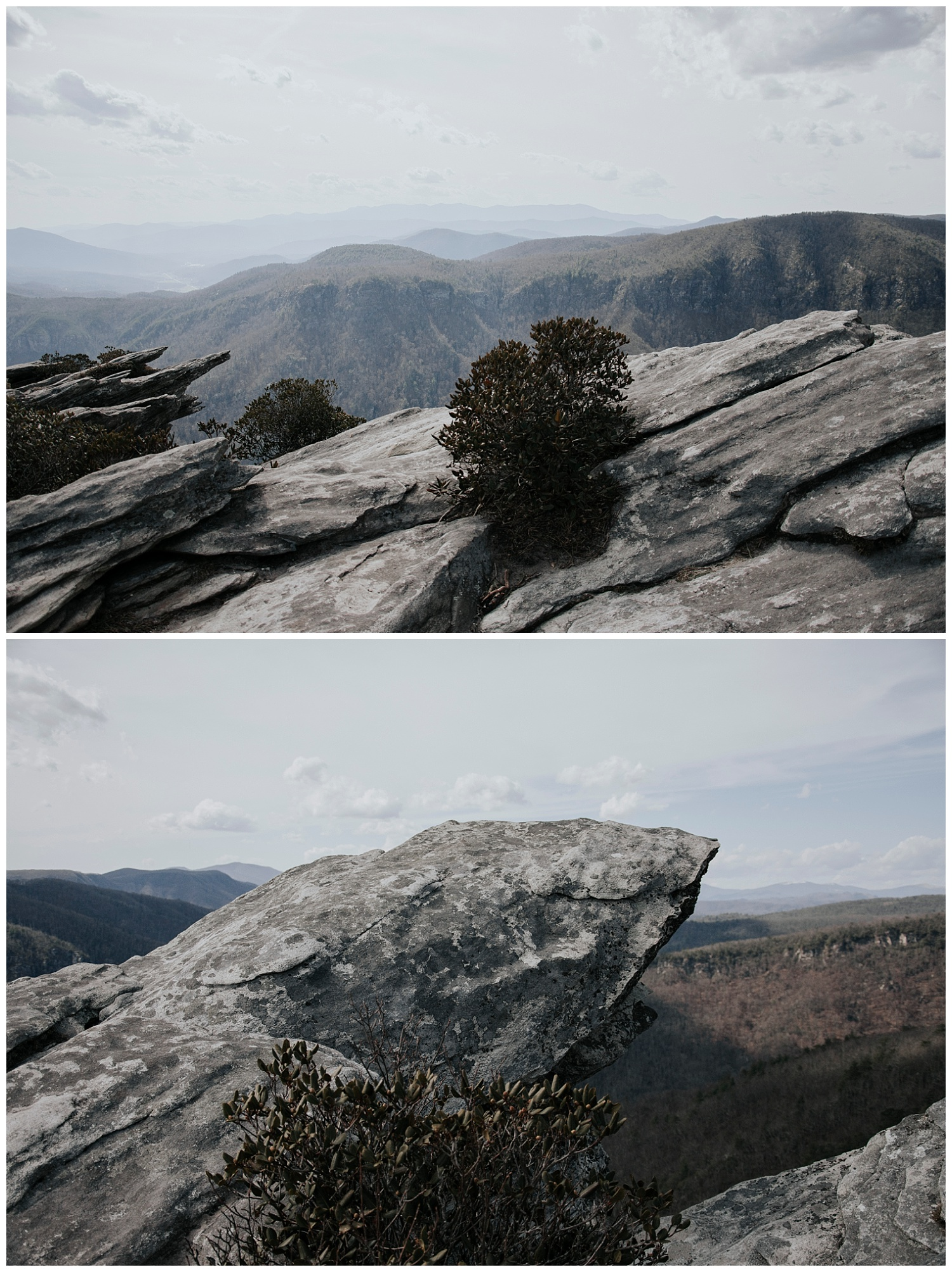 Hawksbill Mountain- Linville, NC