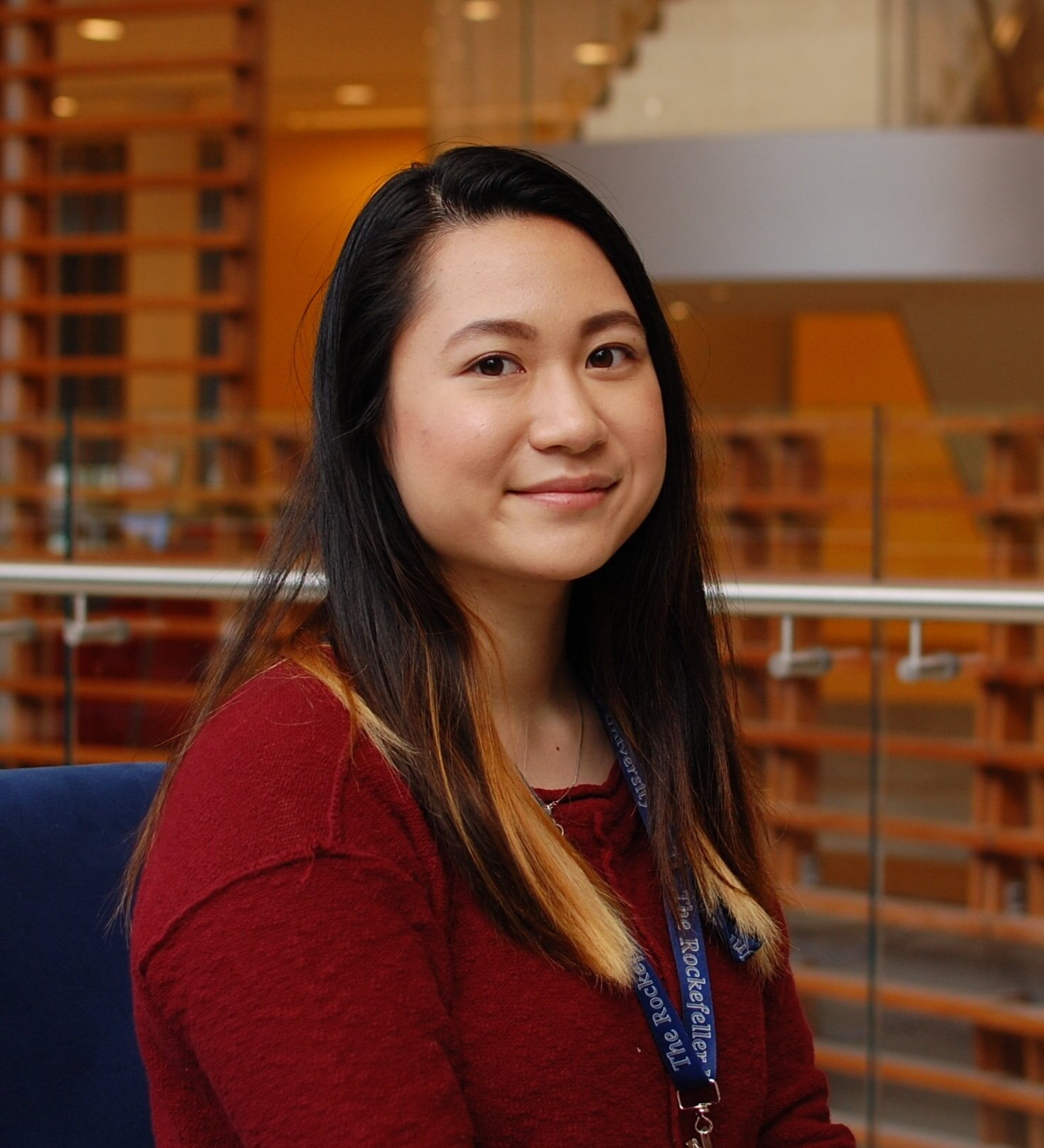 Joanna Yeung - jyeung@rockefeller.eduGraduate Fellow, David Rockefeller Graduate Program (Rotation)B.S. Pharmacology & Toxicology, University of Toronto, 2019Joanna has done metabolism research during her undergrad but is interested in exploring new fields during her rotation. She is new to the field of chromatin biology and will be working on optimizing a ChIP-seq protocol for the lab.