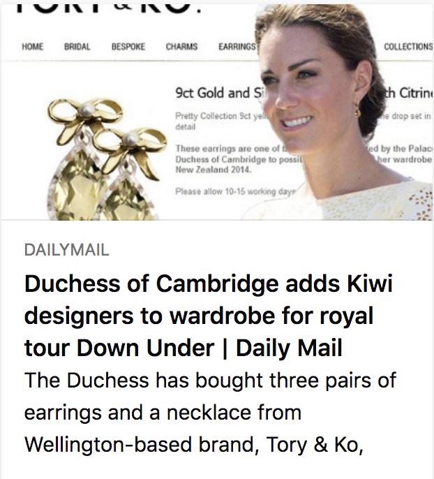 Daily Mail UK - http://bit.ly/TORYandKOinDailyMailUK