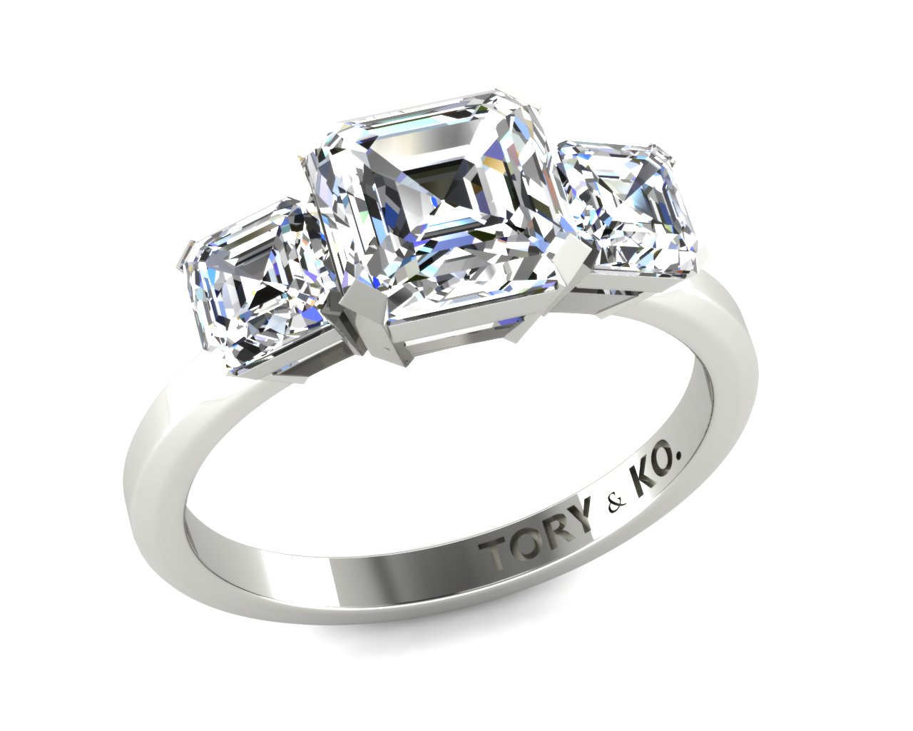 Charlotte Diamond Engagement Ring by TORY and KO.jpg
