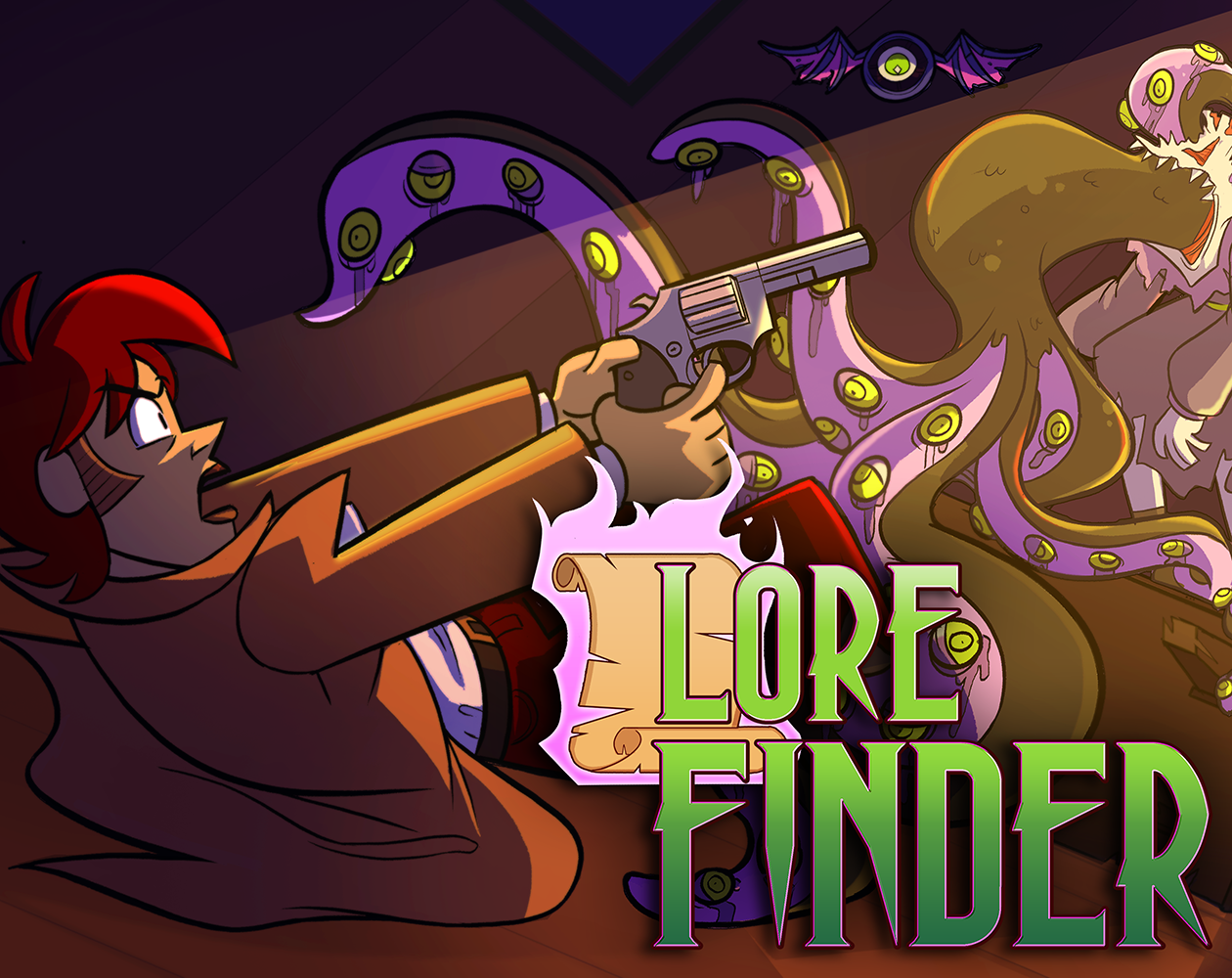 Lore Finder - Explore the depths of a creepy old mansion in this demo for an exciting metroidvania!