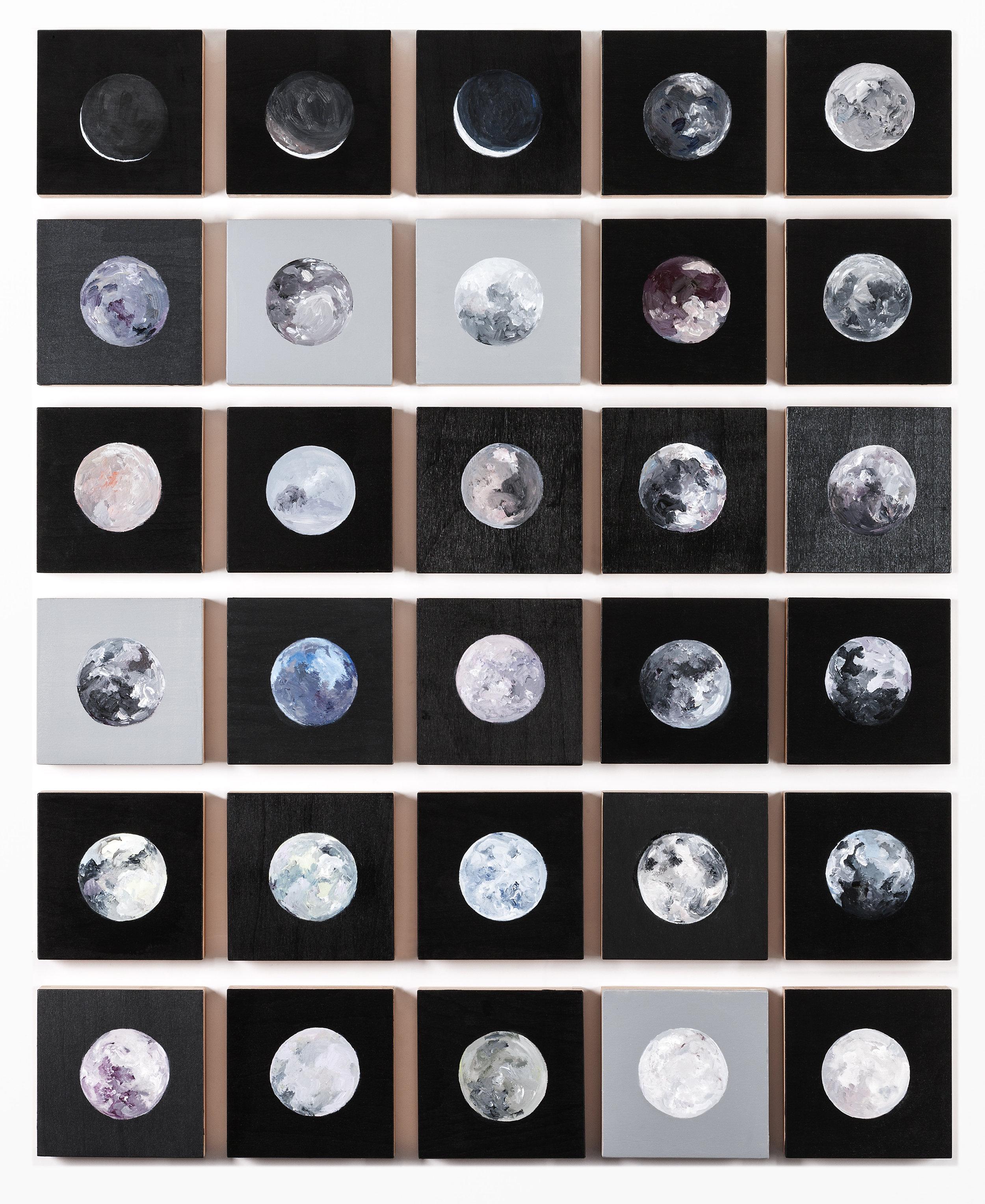 Moon (stanza 1 - 30)