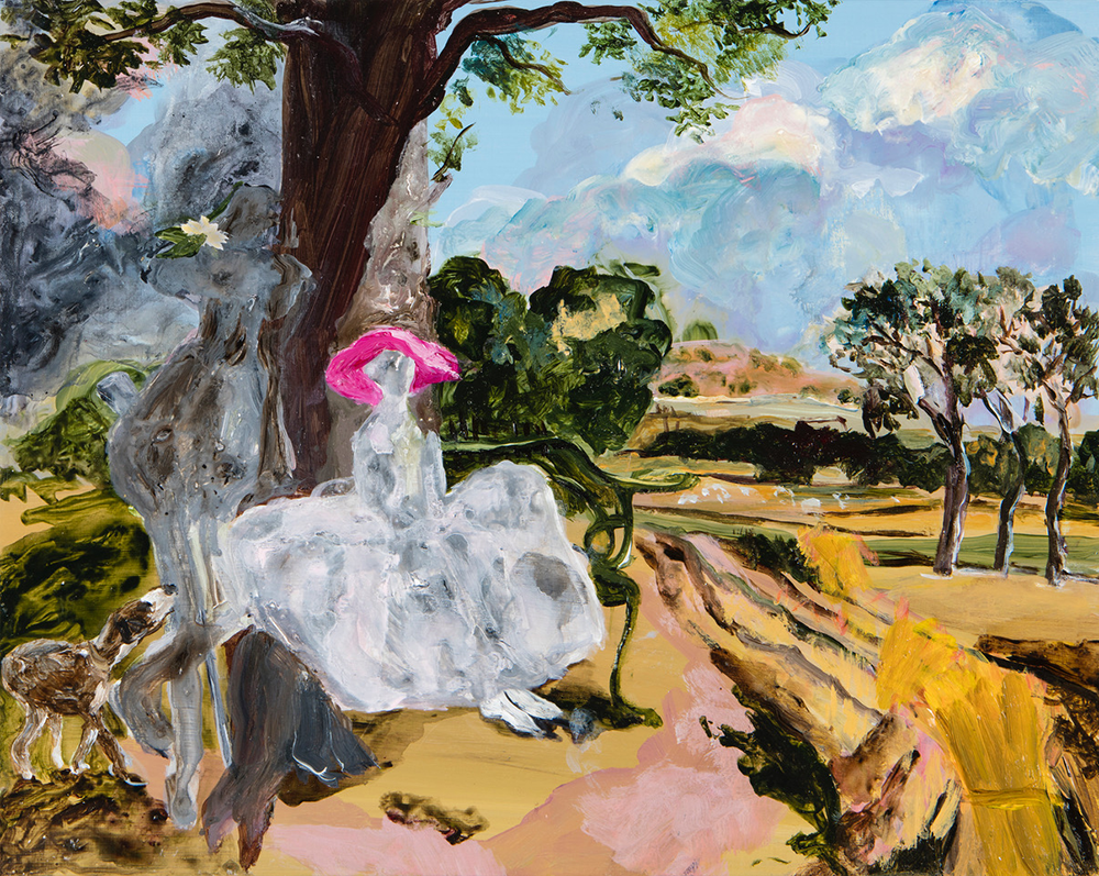 Family Matters 07 (after Thomas Gainsborough)