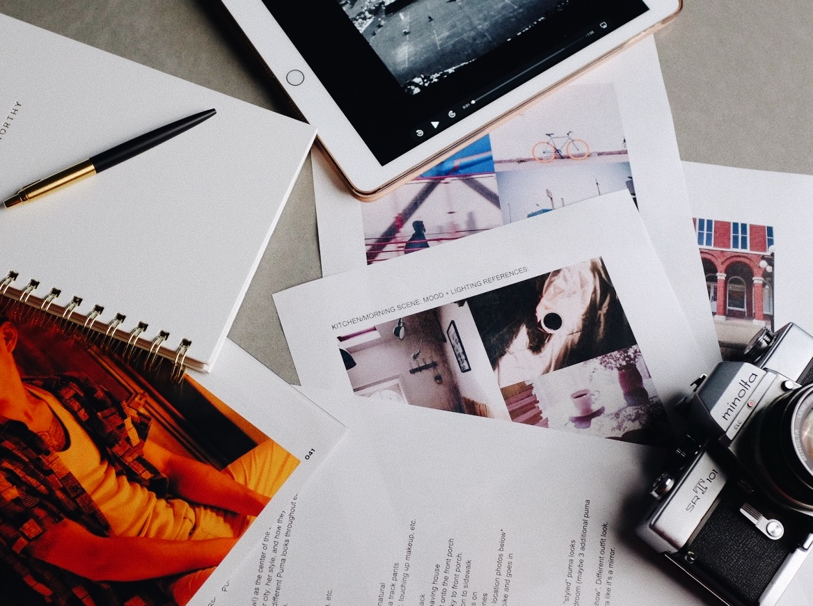 PRE-PRODUCTION - From storyboarding to location scouting, we've got you covered. We handle shoot prep with the utmost care, in order to create a smooth and organized production experience.
