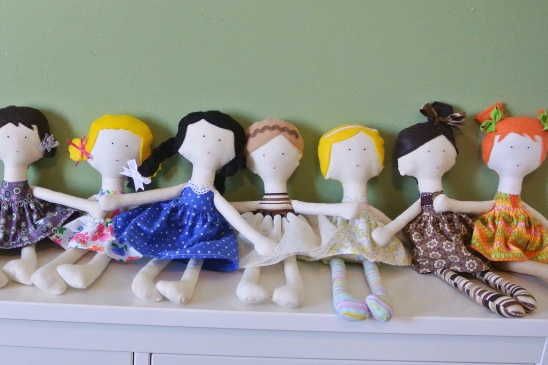 first generation Reale Girl Dolls