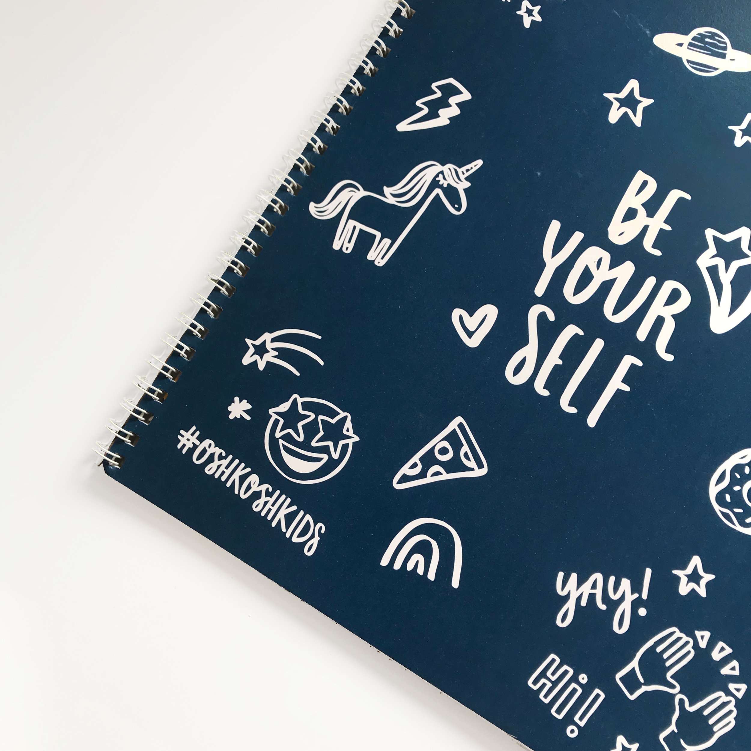 Doodle illustrations on Fall 2019 Brand Book