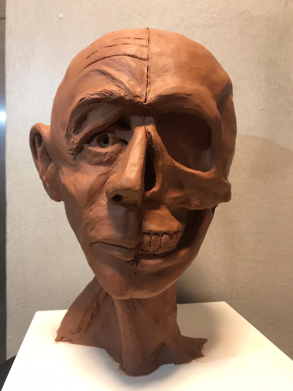 Face Sculpture