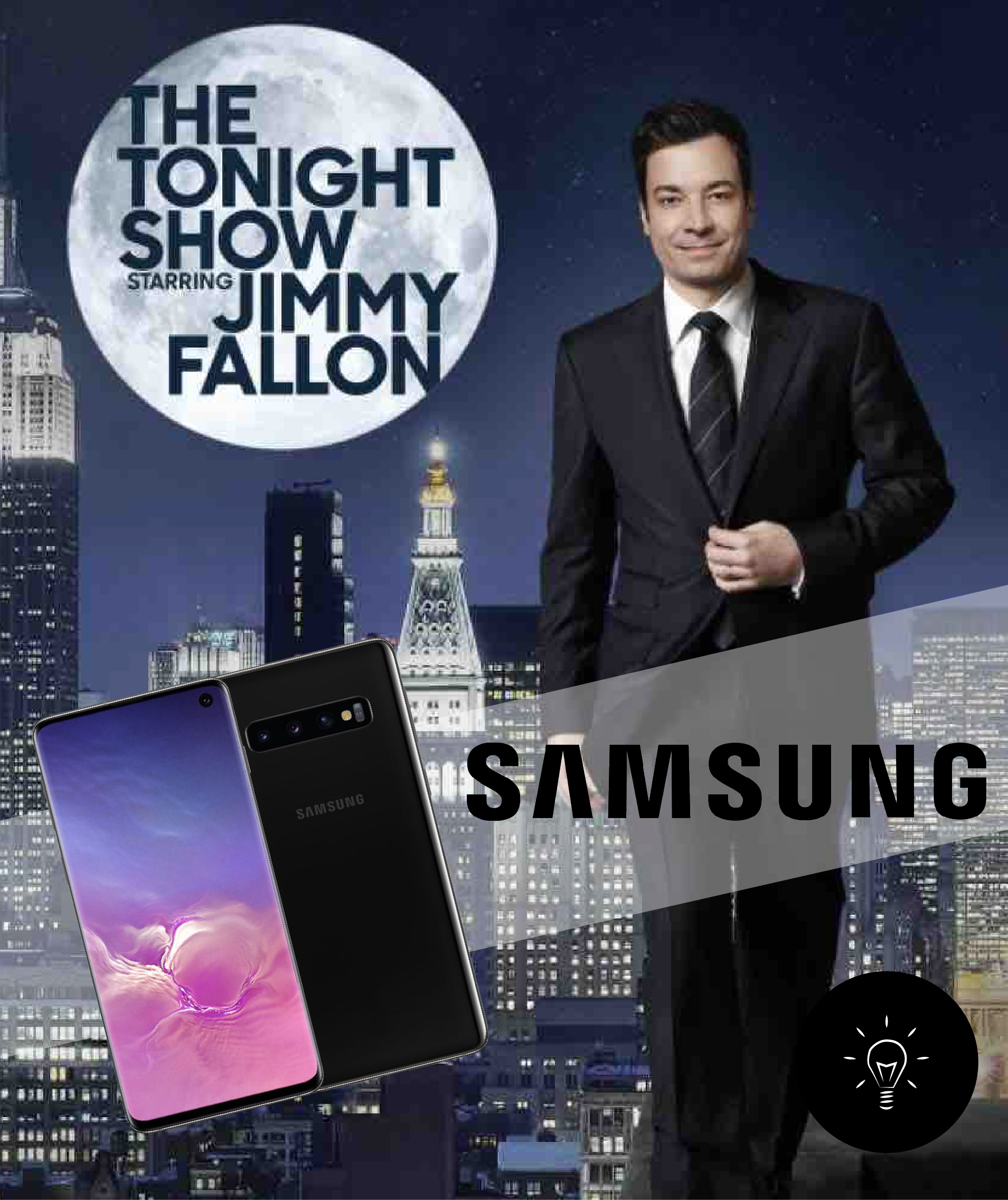 "Market Pulse - Samsung offers ""Tonight Show"" Audience different views of Jimmy Fallon →"