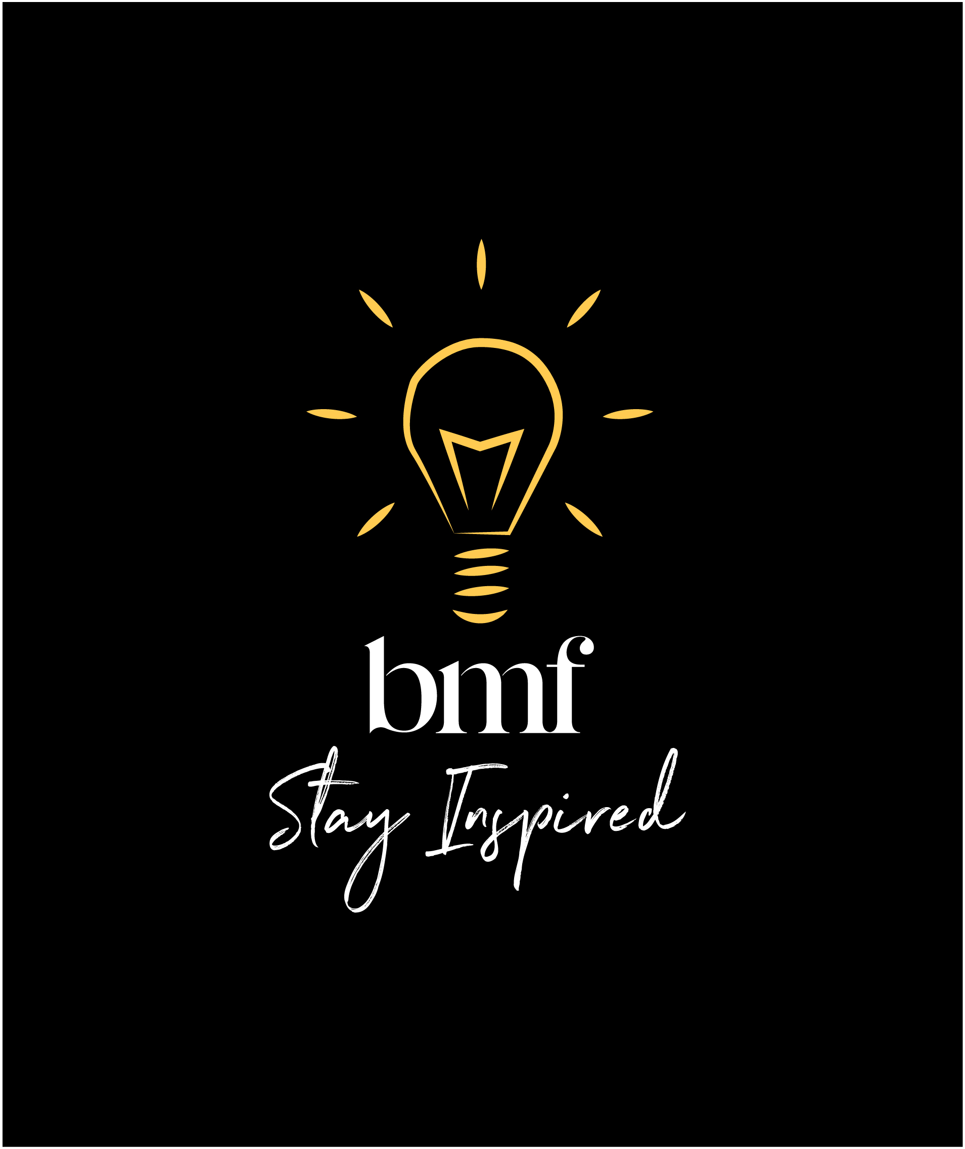 Stay Inspired with BMF - As an agency seeking to both inspire and remain inspired, BMF's stay inspired feature highlights creative insights from a variety of industry musings →