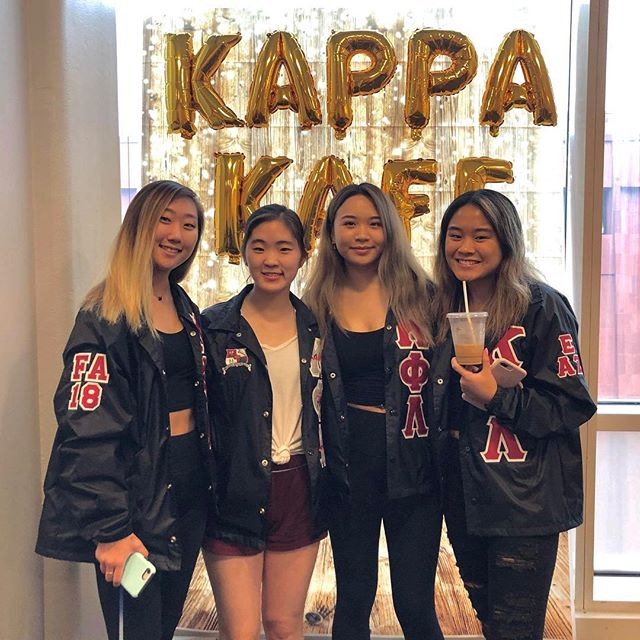 Thank you all so much to those who came out to our Kappa Kafe event this Sunday! Hope you all enjoyed the performances, food, and amazing raffle prizes!!! 🥰🥰