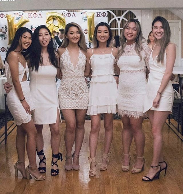 Congrats to our Alpha Eta class for officially being installed! We can't believe how beautiful you all looked 😍😍 Cannot wait to see what your journey into sisterhood will bring and what you will accomplish your neo semester ✨💫❣️