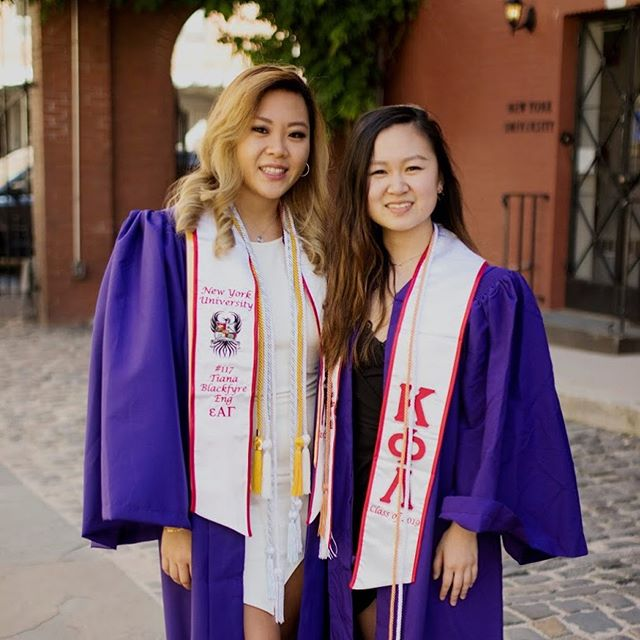 A special congratulations to our graduating seniors 🎓❤️ Epsilon colony truly would not be what it is without your dedication and we are so incredibly proud to see what you have accomplished during your time as active sisters. Though we are sad to see you go, we know you will do great things beyond university. Can't wait to see you at Alumnae night next rush 🥰💫🌹