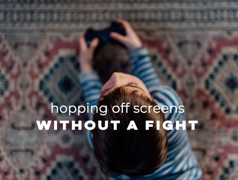 Getting your kid to put down his or her device can be challenging. Check out these helpful thoughts from neurotherapist     Susan Dunaway     on how to help your kid hop off the screentime merry-go-round.