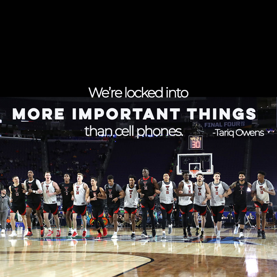 At START, we try not to pick favorites. But this Texas Tech team? They are making it hard! It turns out their road to the NCAA National Championship was paved by standing together and rethinking technology. This season, they got into the routine of putting away their phones at night so they could focus on achieving their goals…and getting some rest.   Parents—if you are looking for a good way to start a conversation with your kids about device bedtimes, try  sharing this article  with them, and asking them what they think!  Image: Streeter Lecka, Getty Images