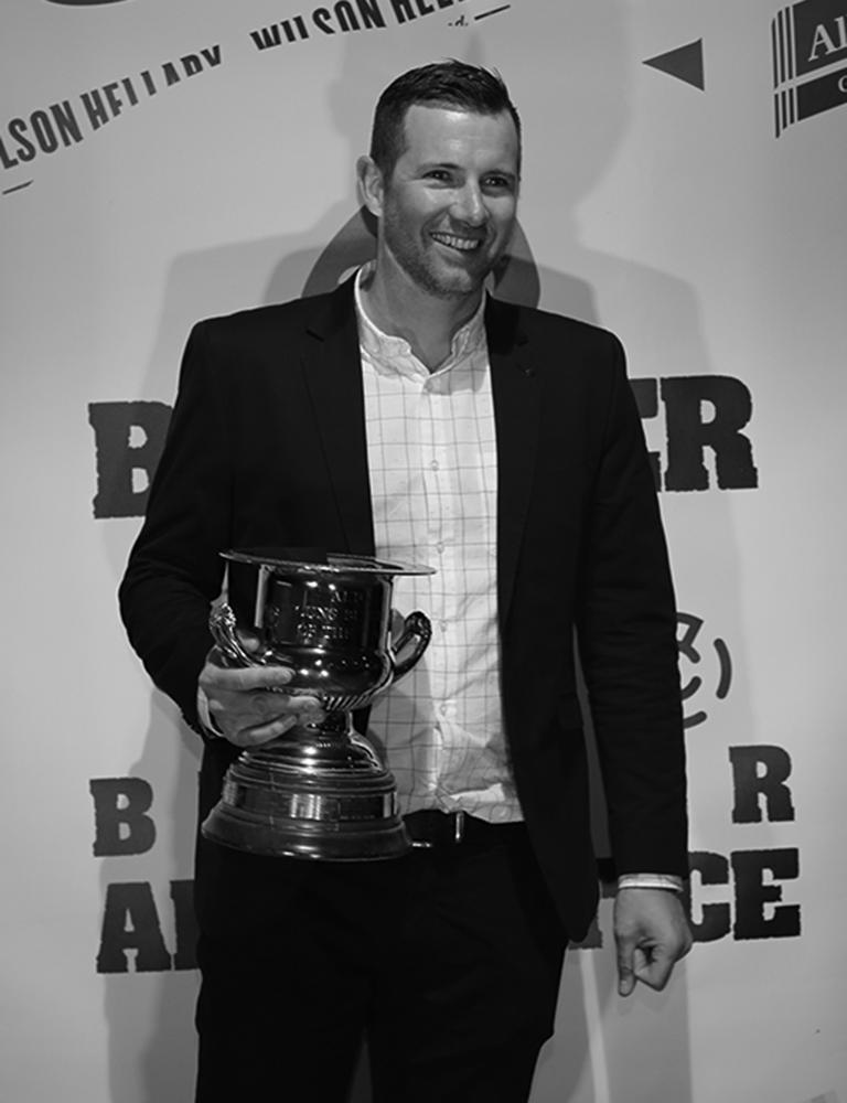 Reuben Sharples Owner of Aussie Butcher New Lynn