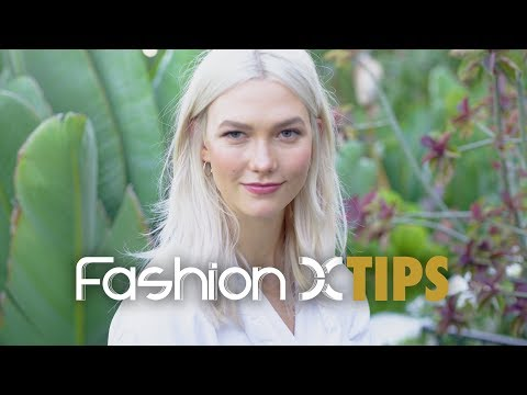 Fashion X Tips | Karlie Kloss -